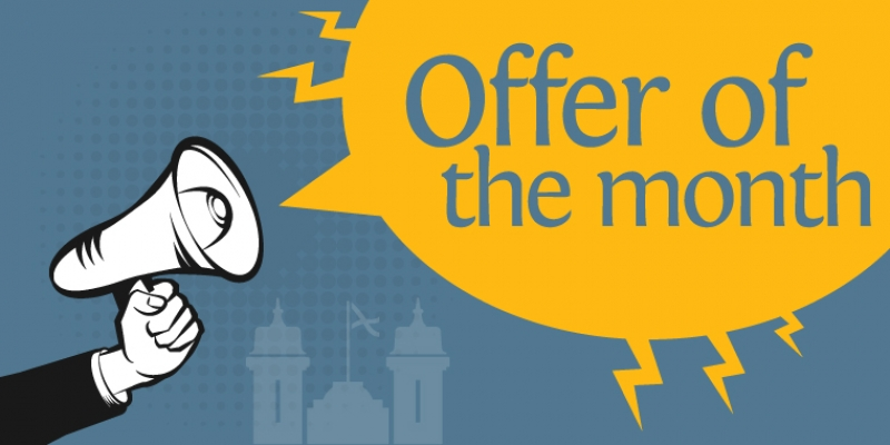 Digital Marketing - offer of the month